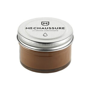 Monsieur Chaussure Light Brown Shoe Cream