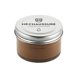 Monsieur Chaussure Light Brown Shoe Cream