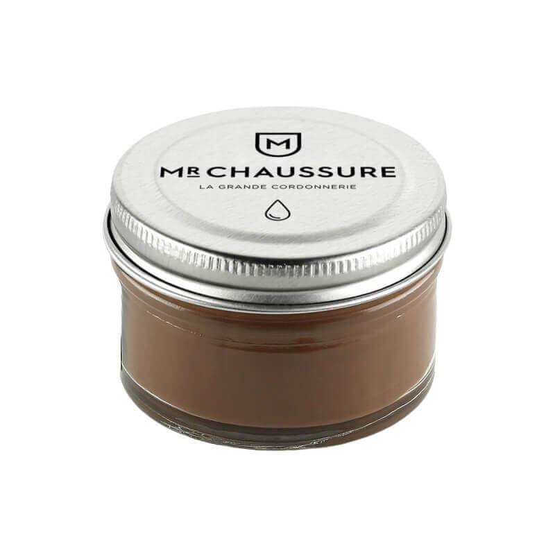 Crème de cirage noisette Monsieur Chaussure