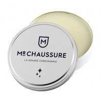 Pâte de cirage incolore Monsieur Chaussure