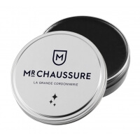 Monsieur Chaussure Black Shoe Polish