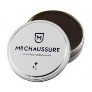 Pâte de cirage marron foncé Monsieur Chaussure