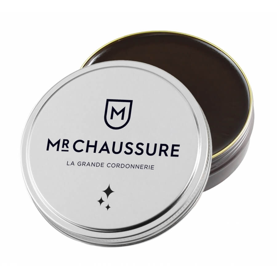 Monsieur Chaussure Dark Brown Shoe Polish