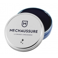 Monsieur Chaussure Navy Blue Shoe Polish