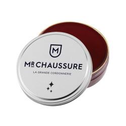 Pâte de cirage Monsieur Chaussure Bordeaux 50 ml