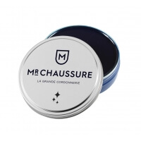 Monsieur chaussure Navy Blue Shoe Polish 50ml