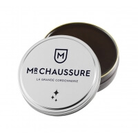 Monsieur chaussure Dark Brown Shoe Polish 50ml
