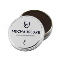 Pâte de cirage marron foncé Monsieur Chaussure 50ml