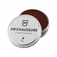 Monsieur chaussure Medium Brown Shoe Polish 50ml