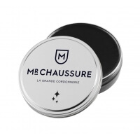 Monsieur chaussure Black Shoe Polish 50ml