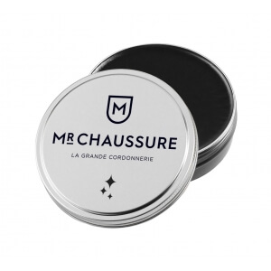 Pâte de cirage Monsieur Chaussure Noir 50 ml