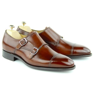 Monks Shoes MC01 - Wine