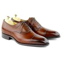 Oxford Shoes MC01 - Wine