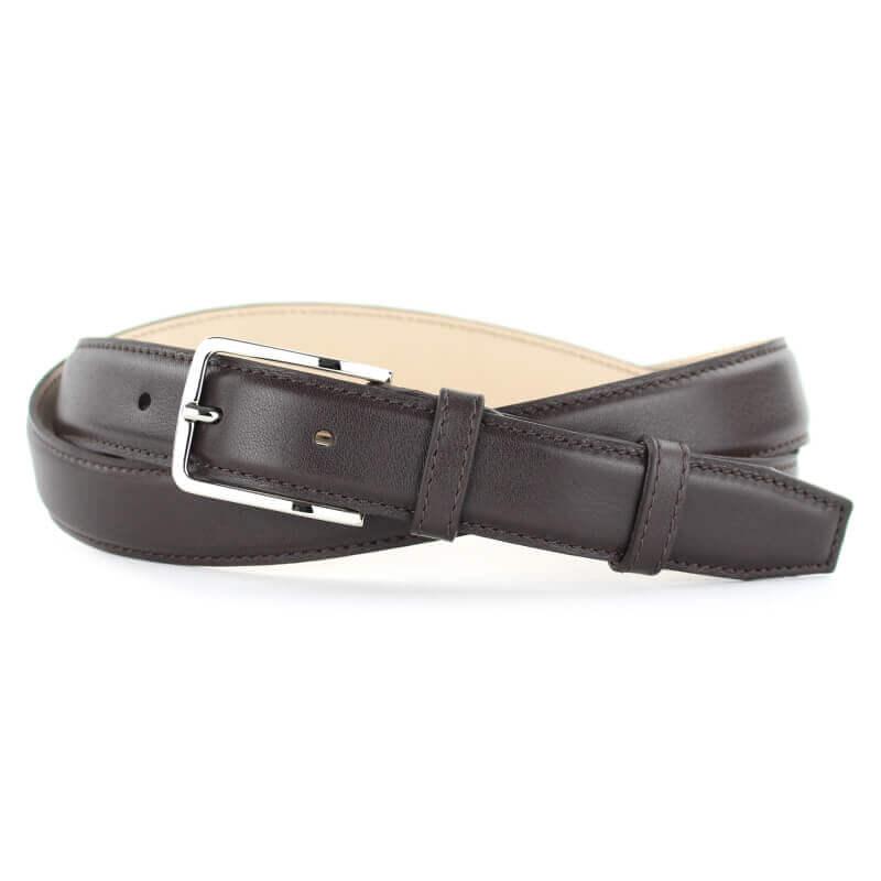 Leather Belt MC02 - Brown