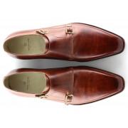 Monks Shoes ZC01 - Acajou