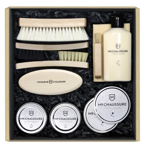 Leather Shoe Care Full Kit