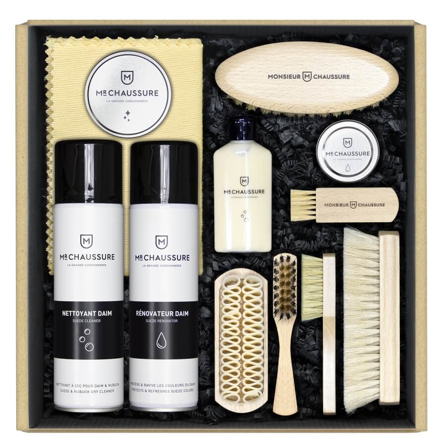 Leather & Suede Shoe Care Kit