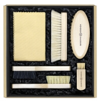 Leather Brushes Shoe Care Kit