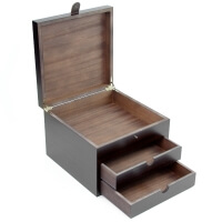 Groom Shoe Shine Box
