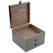 Groom Shoe Shine Box
