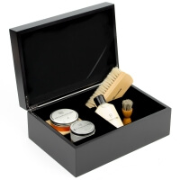 Executive Shoe Shine Leather Starter Kit