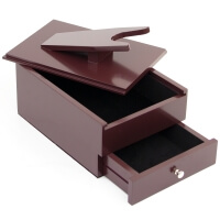 Classic Shoe Shine Box