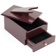 Classic Shoe Shine Box