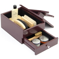 Classic Shoe Shine Leather Essential Kit