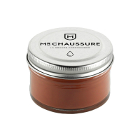 Monsieur Chaussure Light Brandy Brown Shoe Cream
