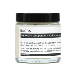 Bōme Nourishing Gel for Bag, Jacket and Leather Goods