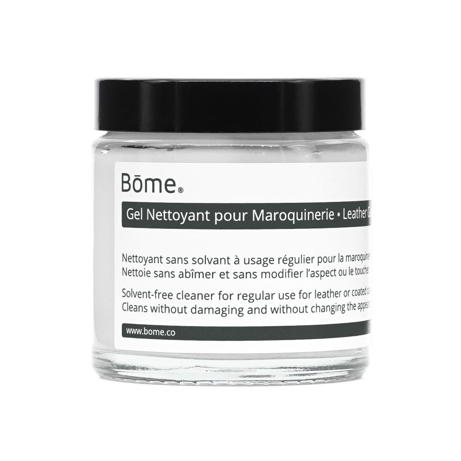 Bōme Cleaning Gel for Leather Goods
