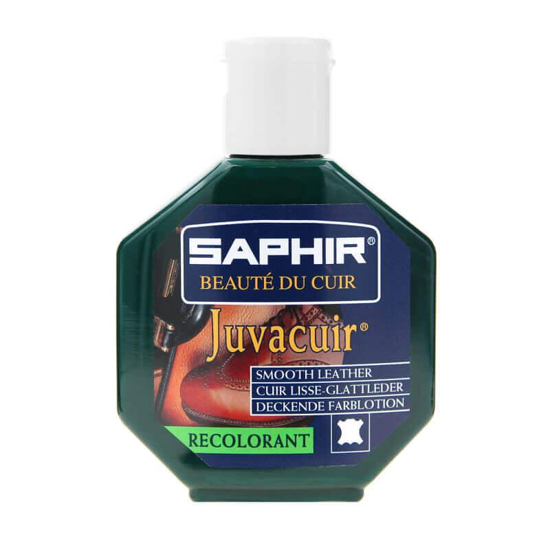 Recolorant Vert foncé Juvacuir Saphir