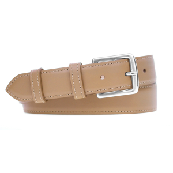 Leather Belt MC03 - Gold
