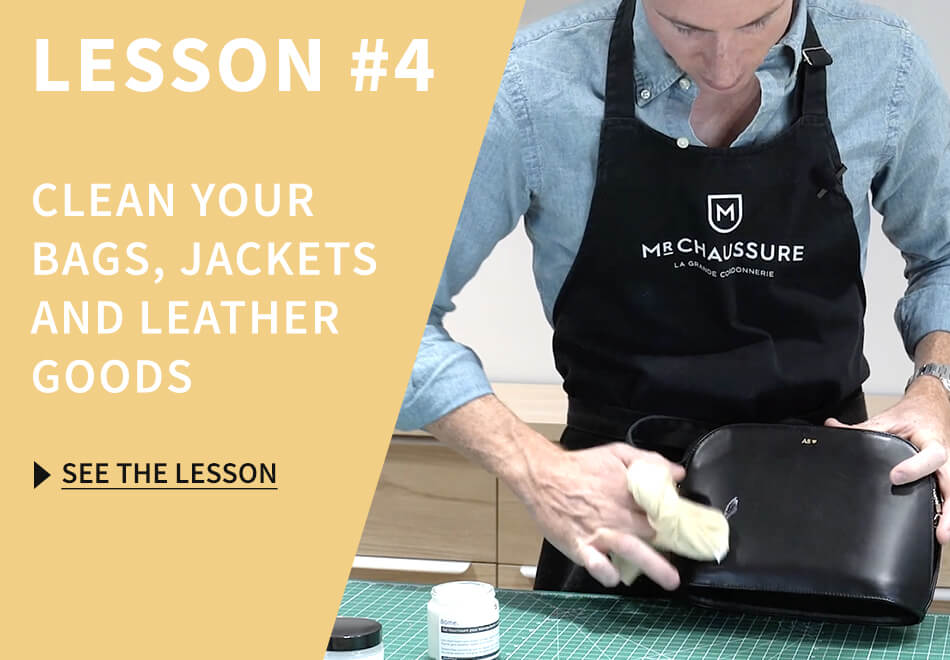 Leather Goods Care