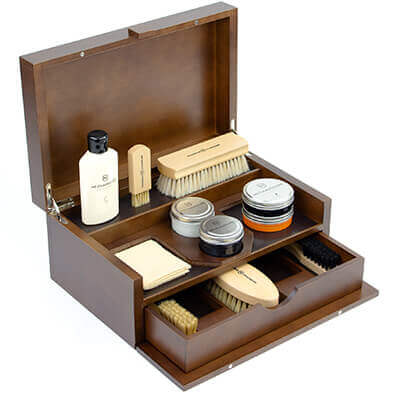 Shoe Shine Boxes